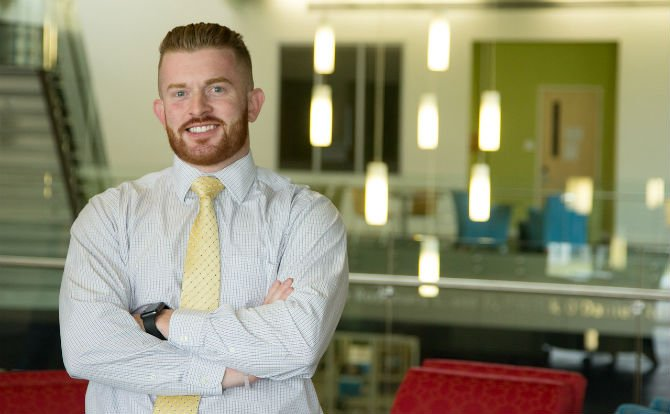 Nathan Murphy earned his MBA from USI