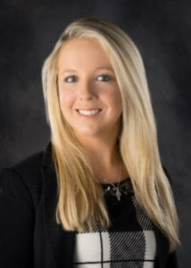 Stevie Lynch earned her MBA at USI